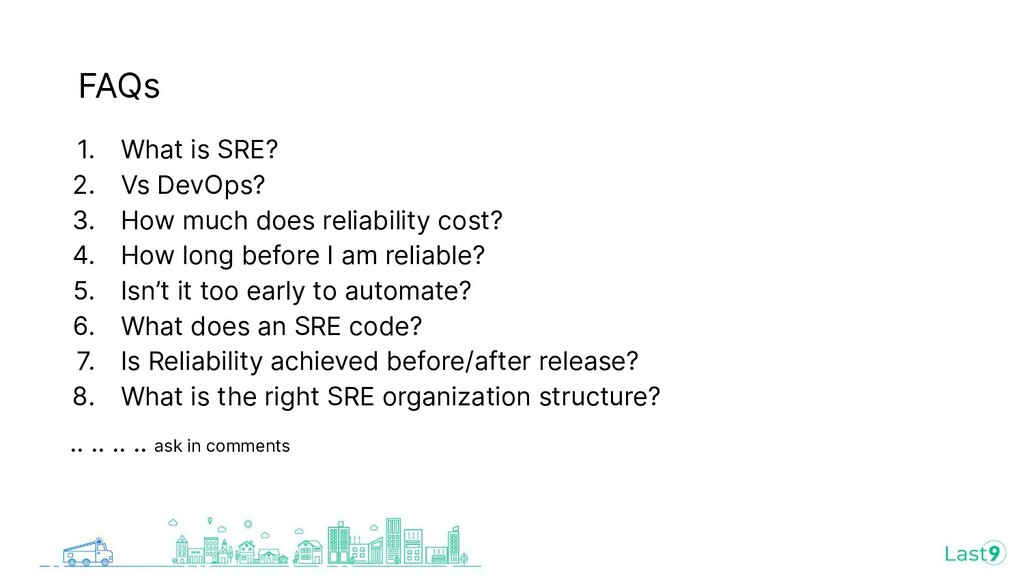 1. What is SRE? 2. Vs DevOps? 3. How much does ...