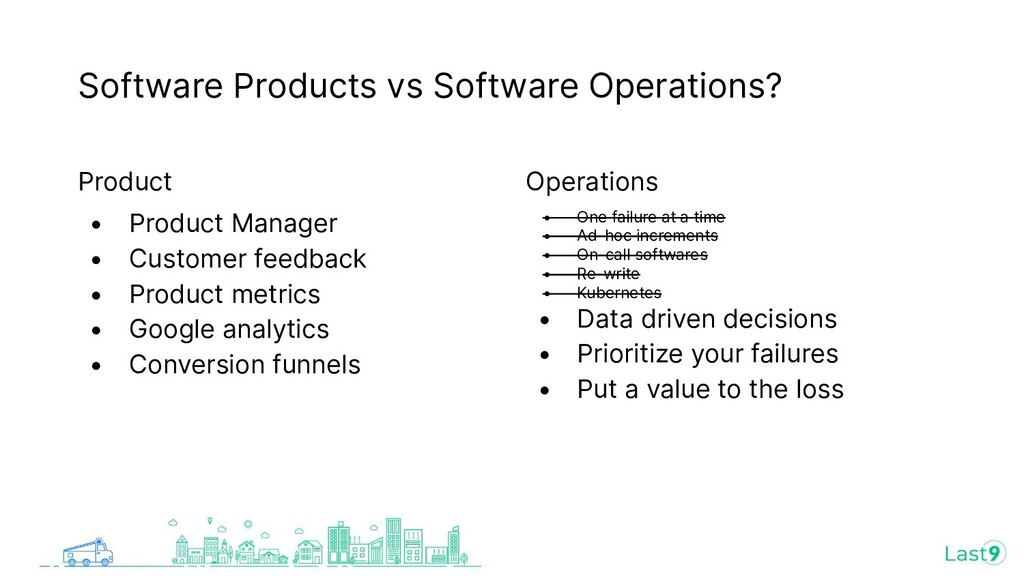 Software Products vs Software Operations? Produ...