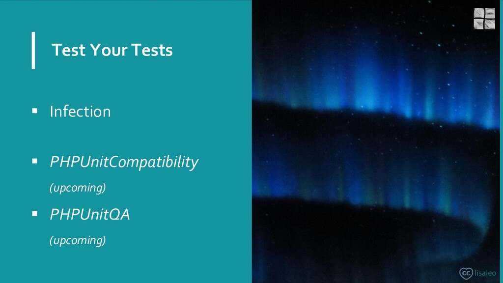 Test Your Tests  Infection  PHPUnitCompatibil...