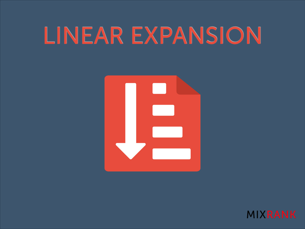 LINEAR EXPANSION