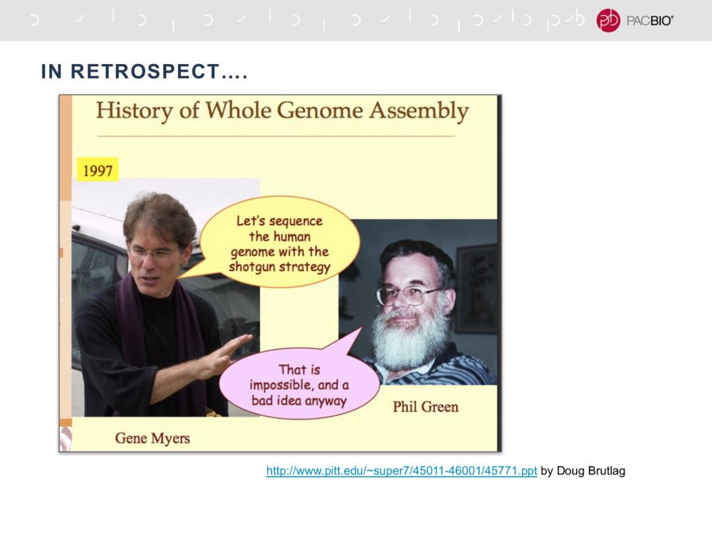 IN RETROSPECT…. http://www.pitt.edu/~super7/450...