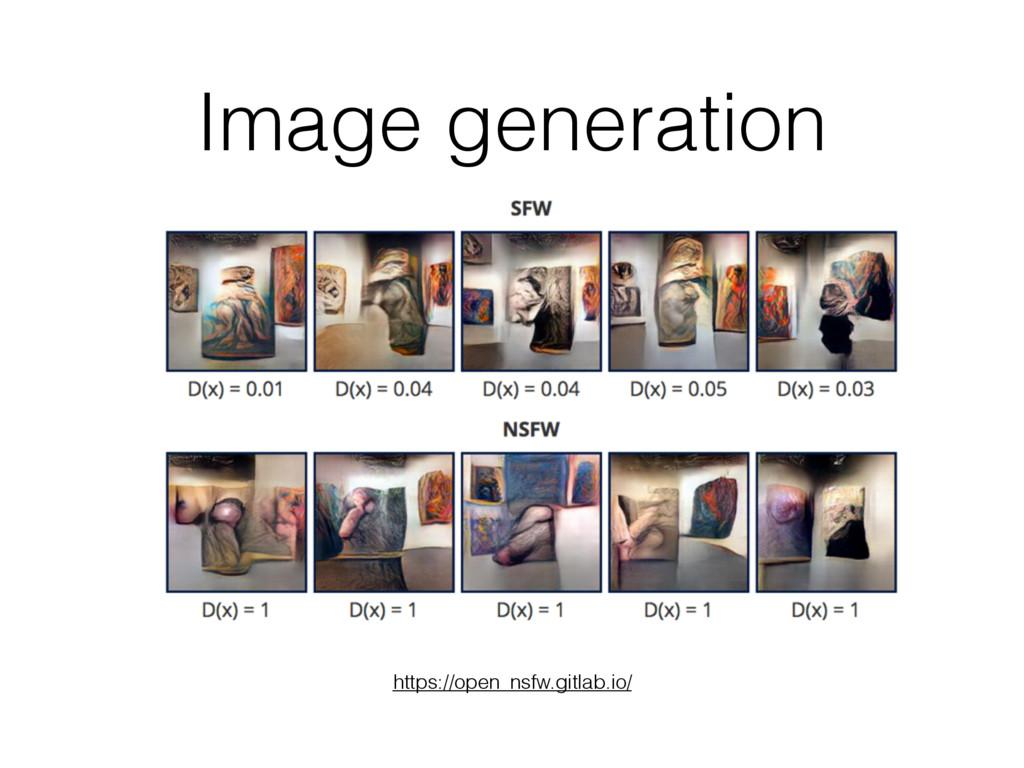 https://open_nsfw.gitlab.io/ Image generation