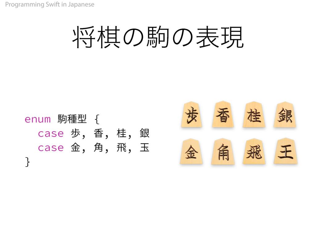 Programming Swift in Japanese কعͷۨͷදݱ FOVN㞳┣ྞ...