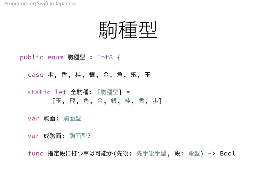 Programming Swift in Japanese ۨछܕ QVCMJDFOVN㞳...