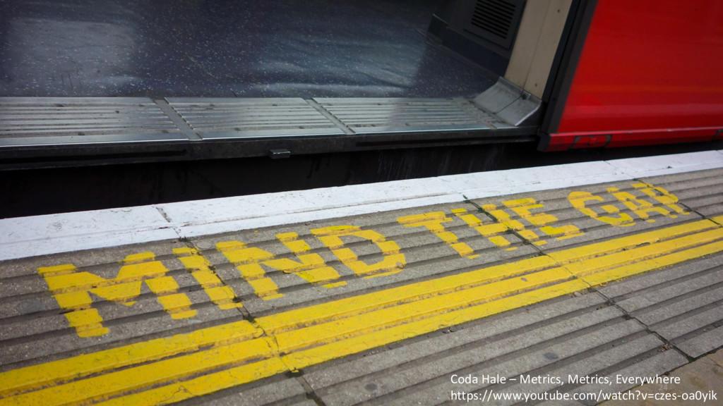 24 Coda Hale – Metrics, Metrics, Everywhere htt...