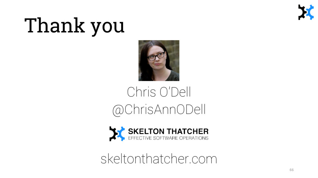 Thank you Chris O'Dell @ChrisAnnODell skeltonth...