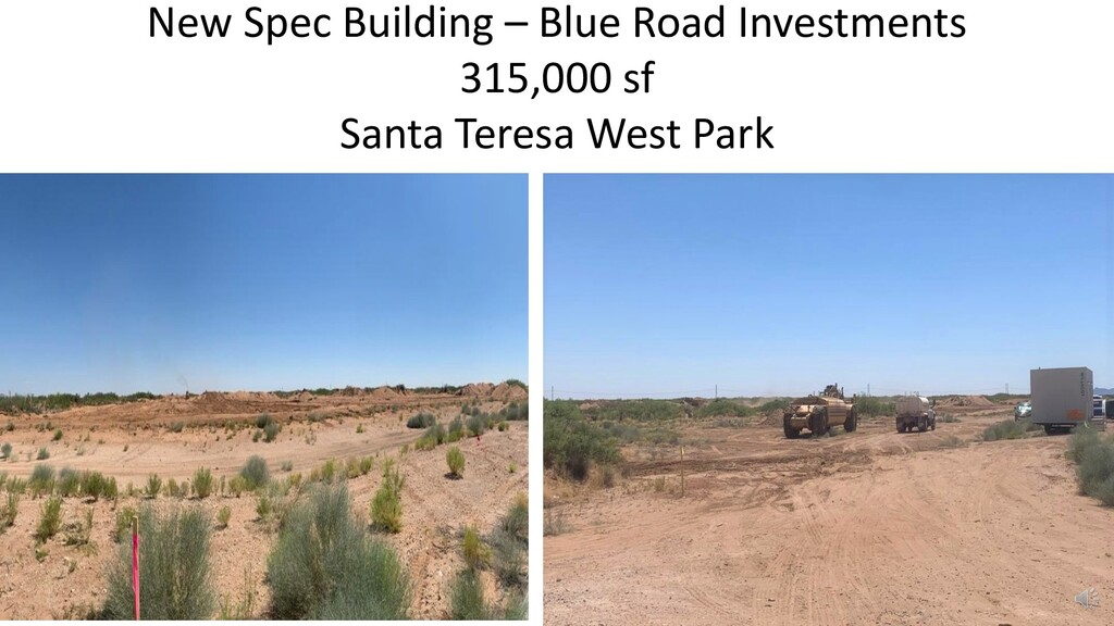 New Spec Building – Blue Road Investments 315,0...