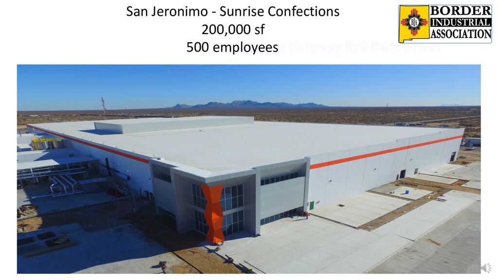 San Jeronimo - Sunrise Confections 200,000 sf 5...