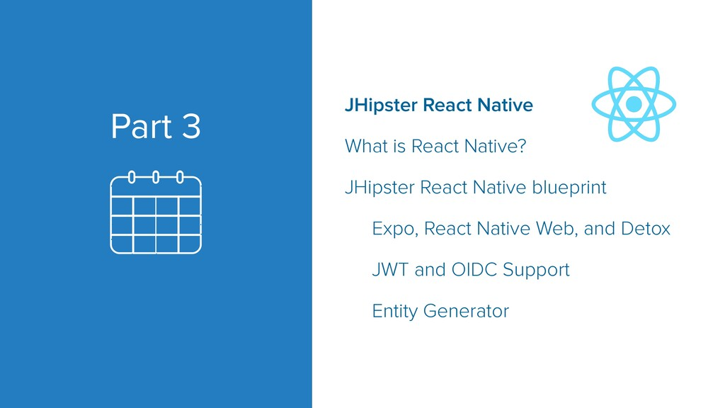 Part 3 JHipster React Native   What is React Na...
