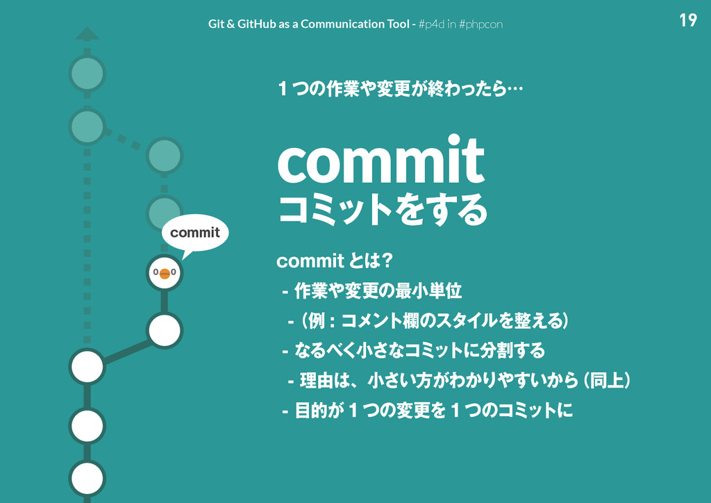 19 Git & GitHub as a Communication Tool - #p4d ...