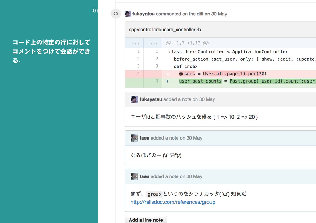 27 Git & GitHub as a Communication Tool - #p4d ...