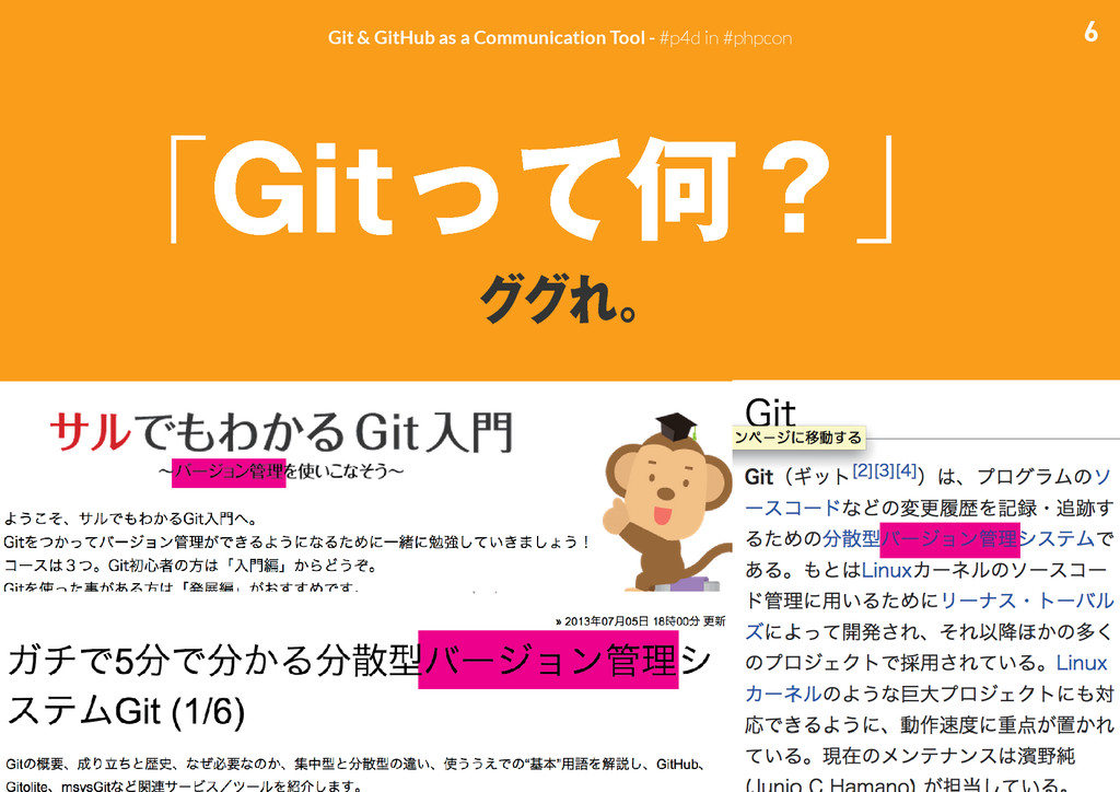 6 Git & GitHub as a Communication Tool - #p4d i...