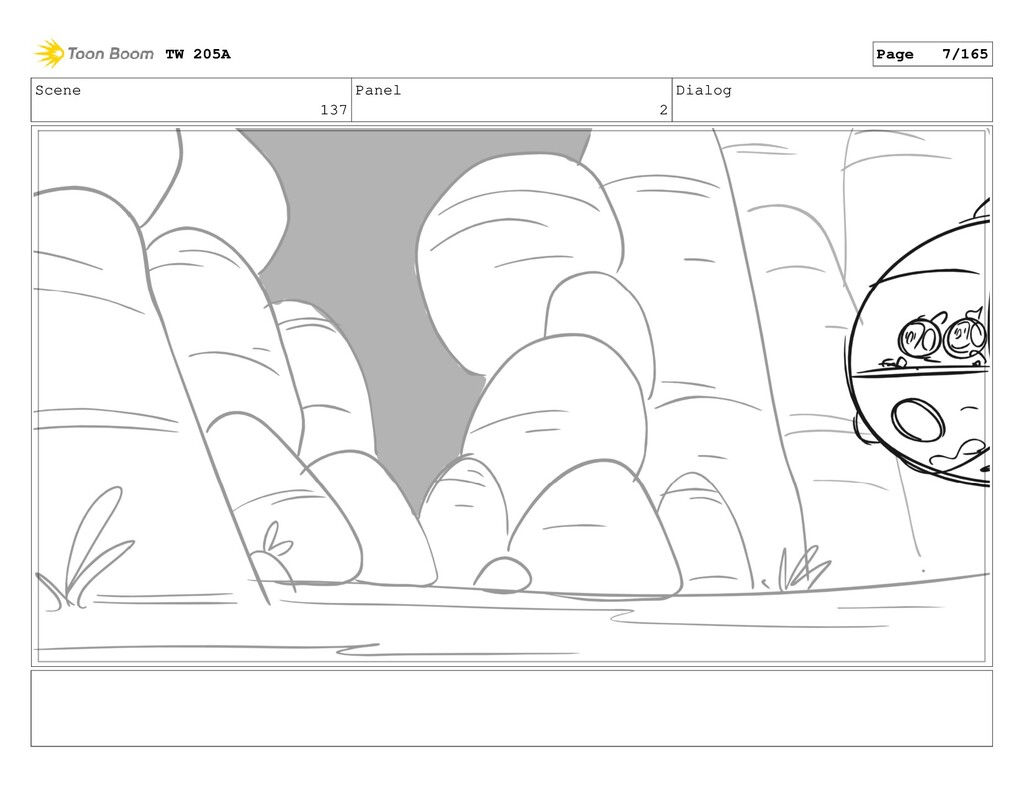 Scene 137 Panel 2 Dialog TW 205A Page 7/165
