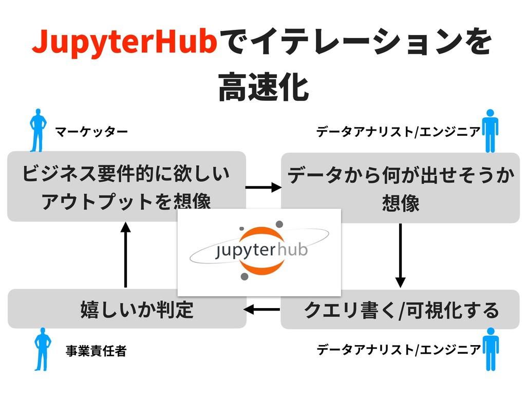JupyterHub / / /
