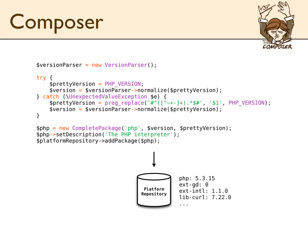 php: 5.3.15 ext-gd: 0 ext-intl: 1.1.0 lib-curl:...