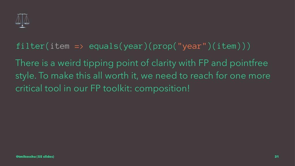 "⚖ filter(item => equals(year)(prop(""year"")(item..."