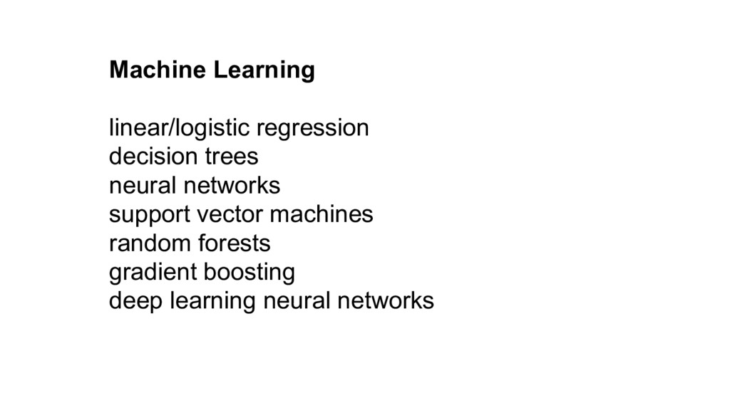 Machine Learning linear/logistic regression dec...