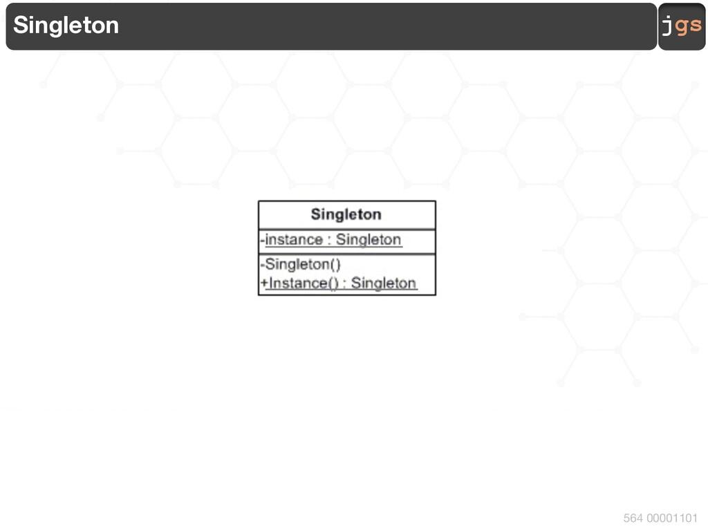 jgs 564 00001101 Singleton