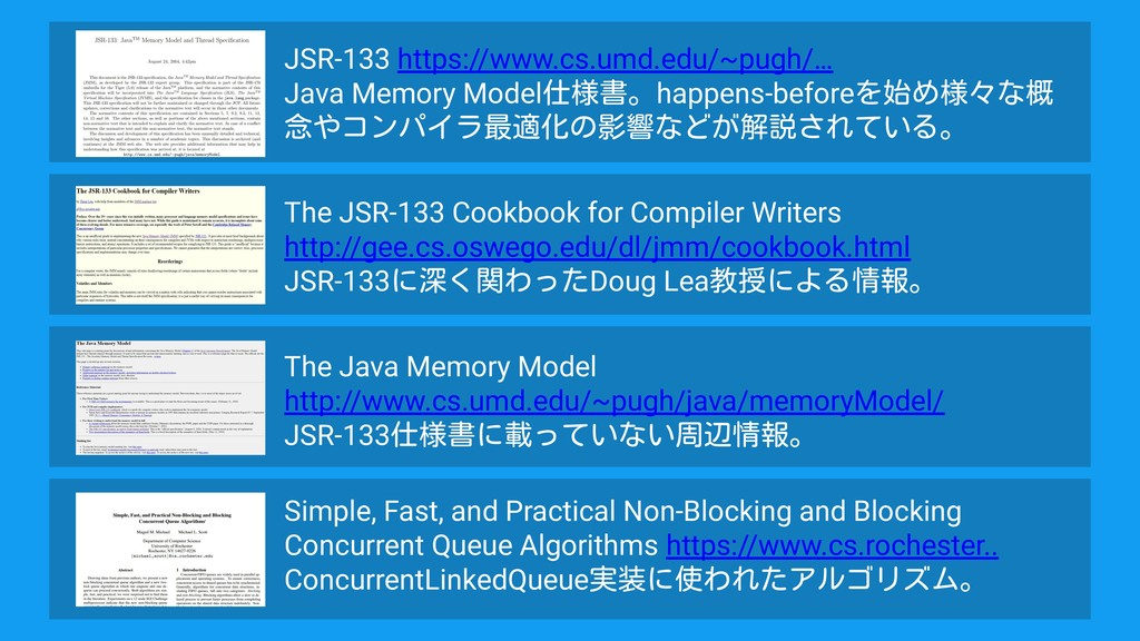 The JSR-133 Cookbook for Compiler Writers  http...
