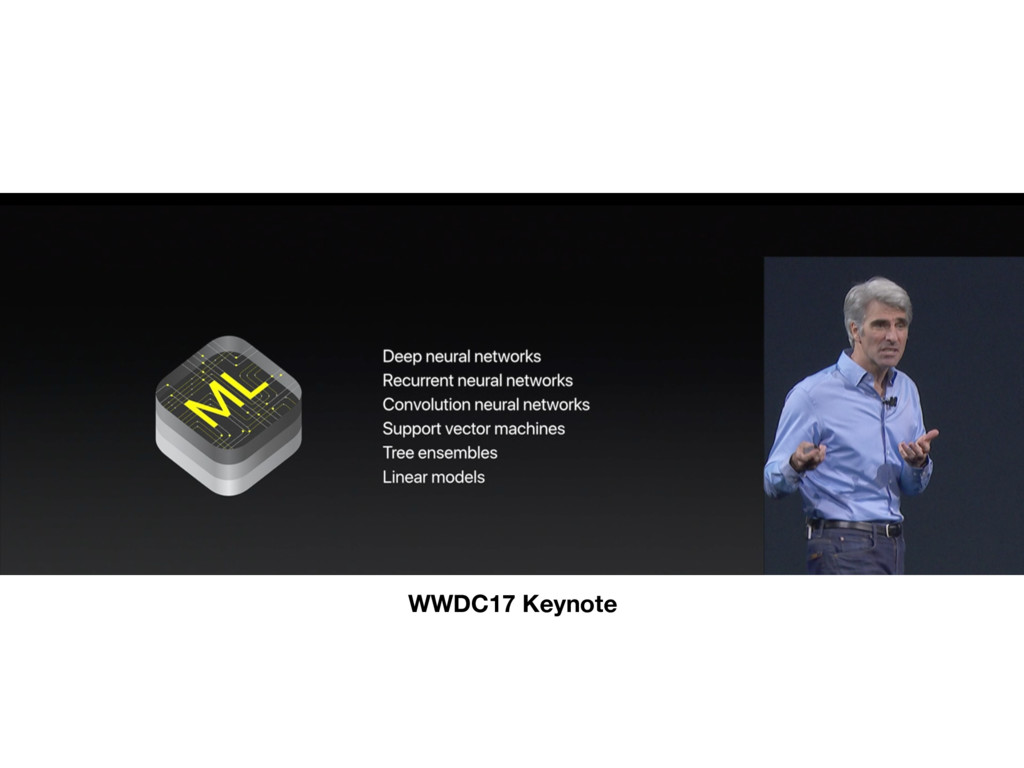 WWDC17 Keynote
