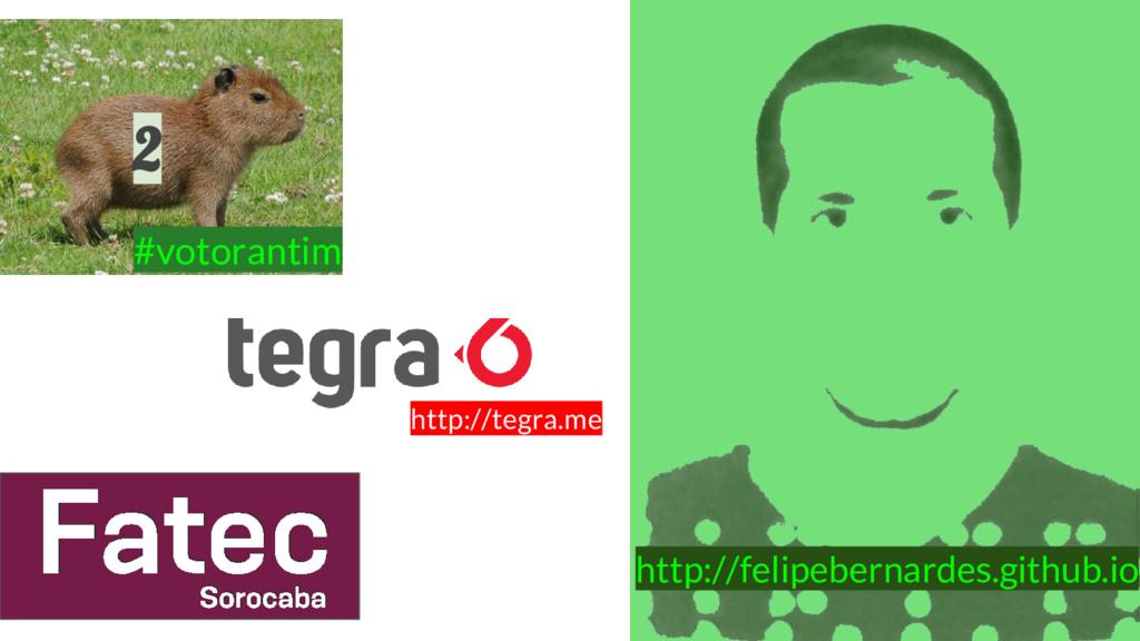 http://felipebernardes.github.io #votorantim ht...