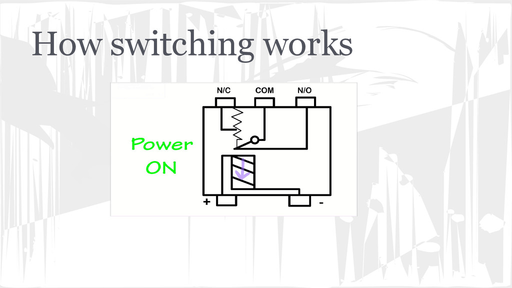 How switching works