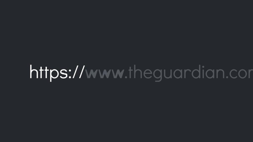 www.theguardian.com https://