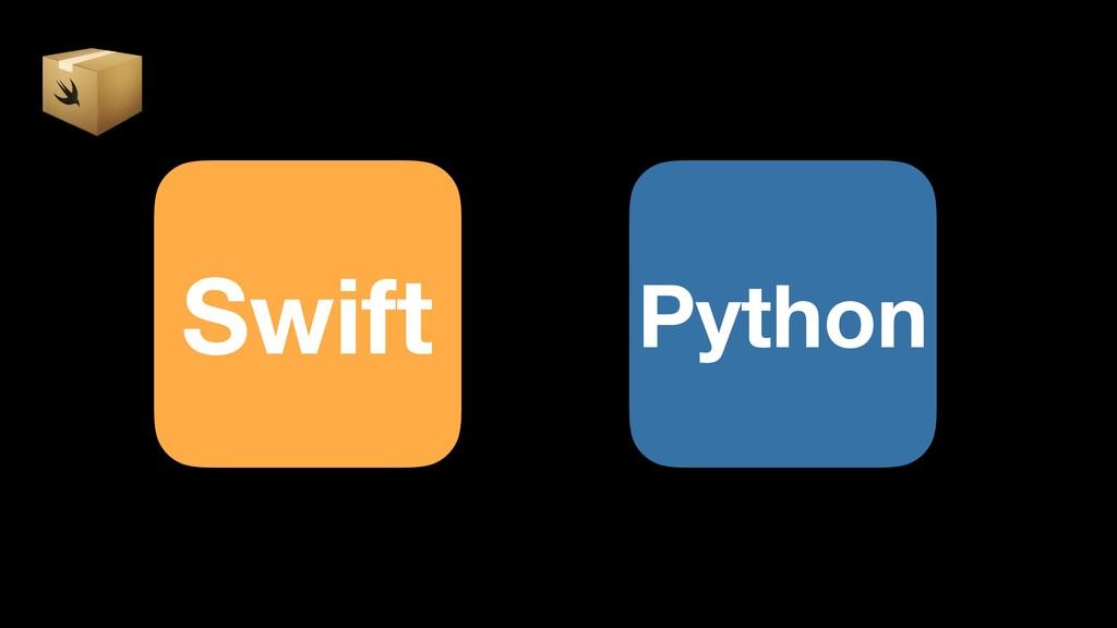 Swift Python