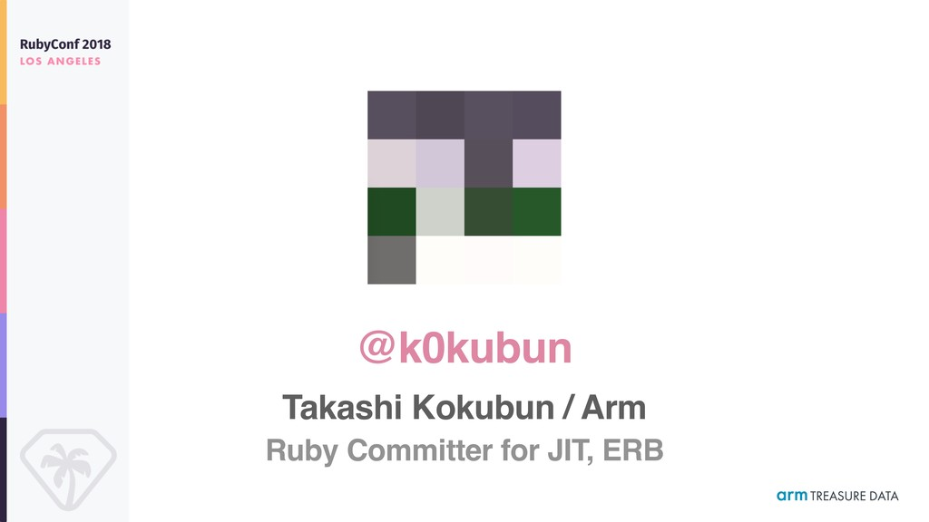 @k0kubun Takashi Kokubun / Arm Ruby Committer f...