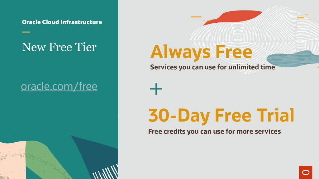 oracle.com/free New Free Tier Always Free Oracl...