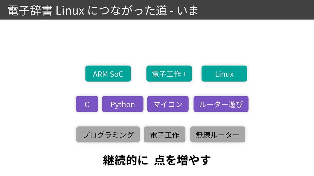 Linux - C Python ARM SoC Linux +