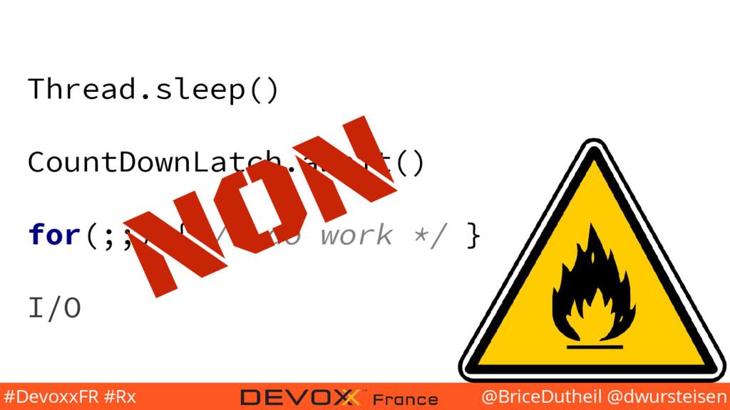 @BriceDutheil @dwursteisen #DevoxxFR #Rx Thread...
