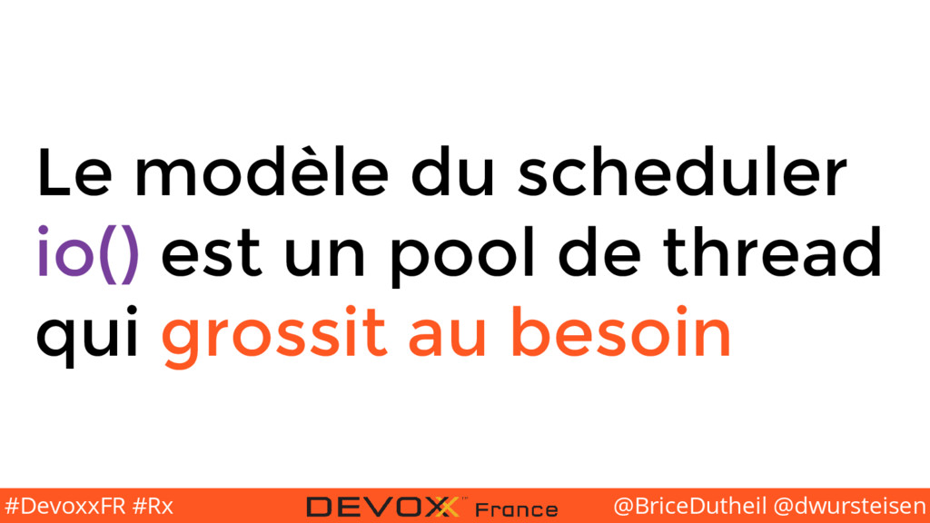 @BriceDutheil @dwursteisen #DevoxxFR #Rx Le mod...