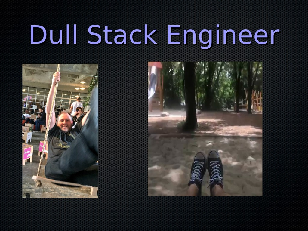 Dull Stack Engineer Dull Stack Engineer