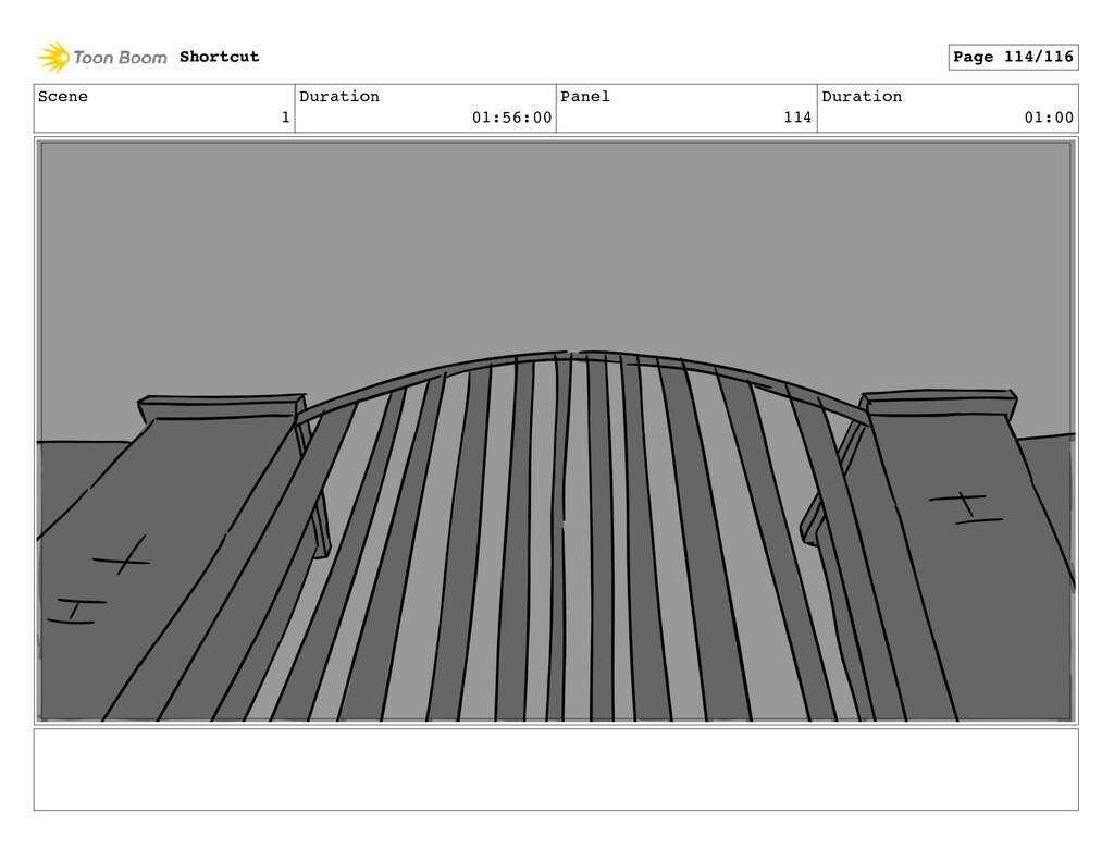 Scene 1 Duration 01:56:00 Panel 114 Duration 01...