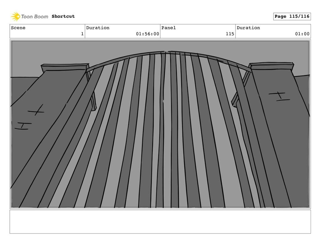 Scene 1 Duration 01:56:00 Panel 115 Duration 01...