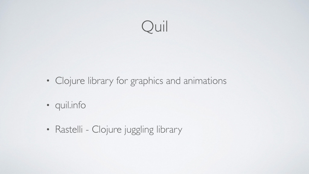 Quil • Clojure library for graphics and animati...