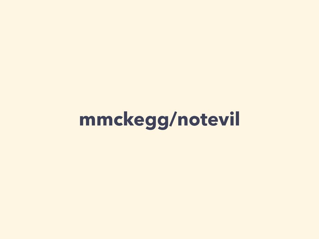 mmckegg/notevil