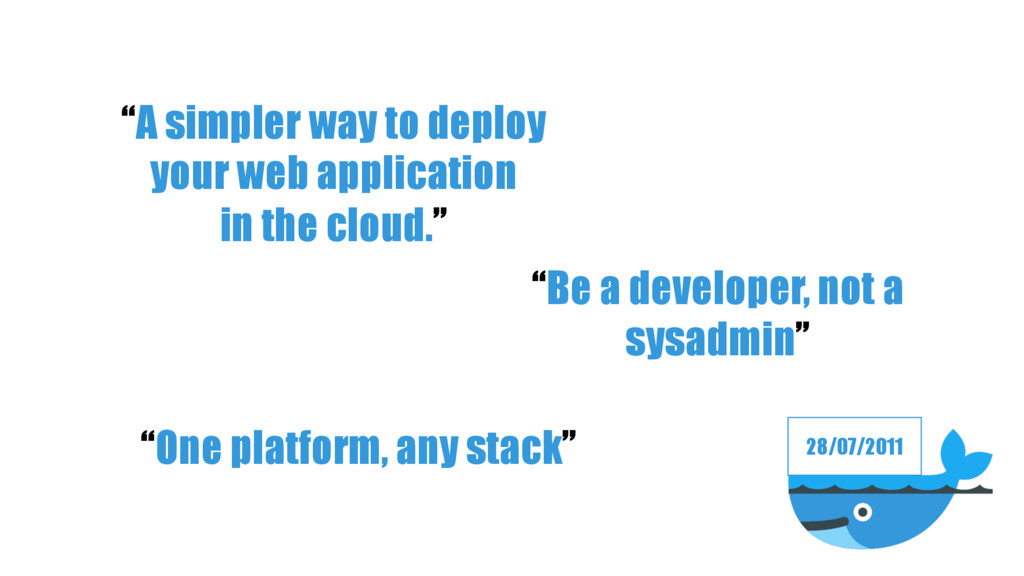 """""""A simpler way to deploy your web application i..."""