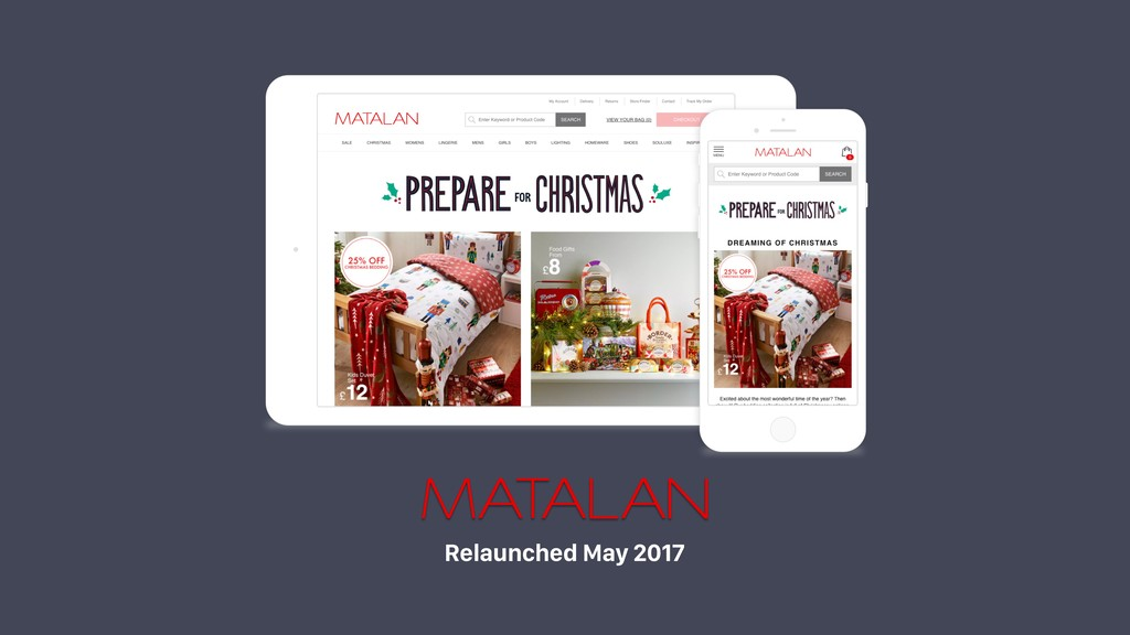 Relaunched May 2017