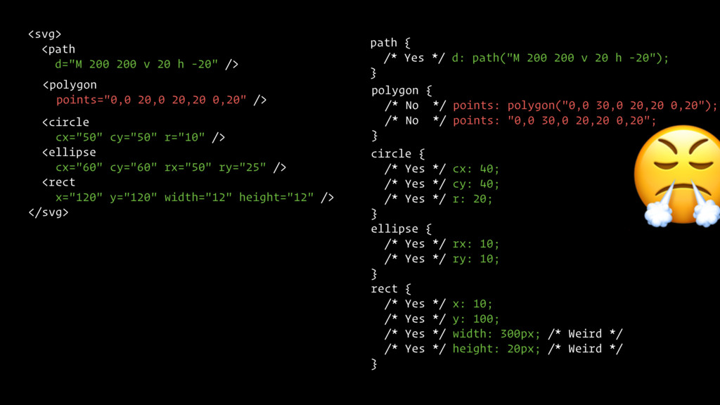 "<svg> <path d=""M 200 200 v 20 h -20"" /> path {..."