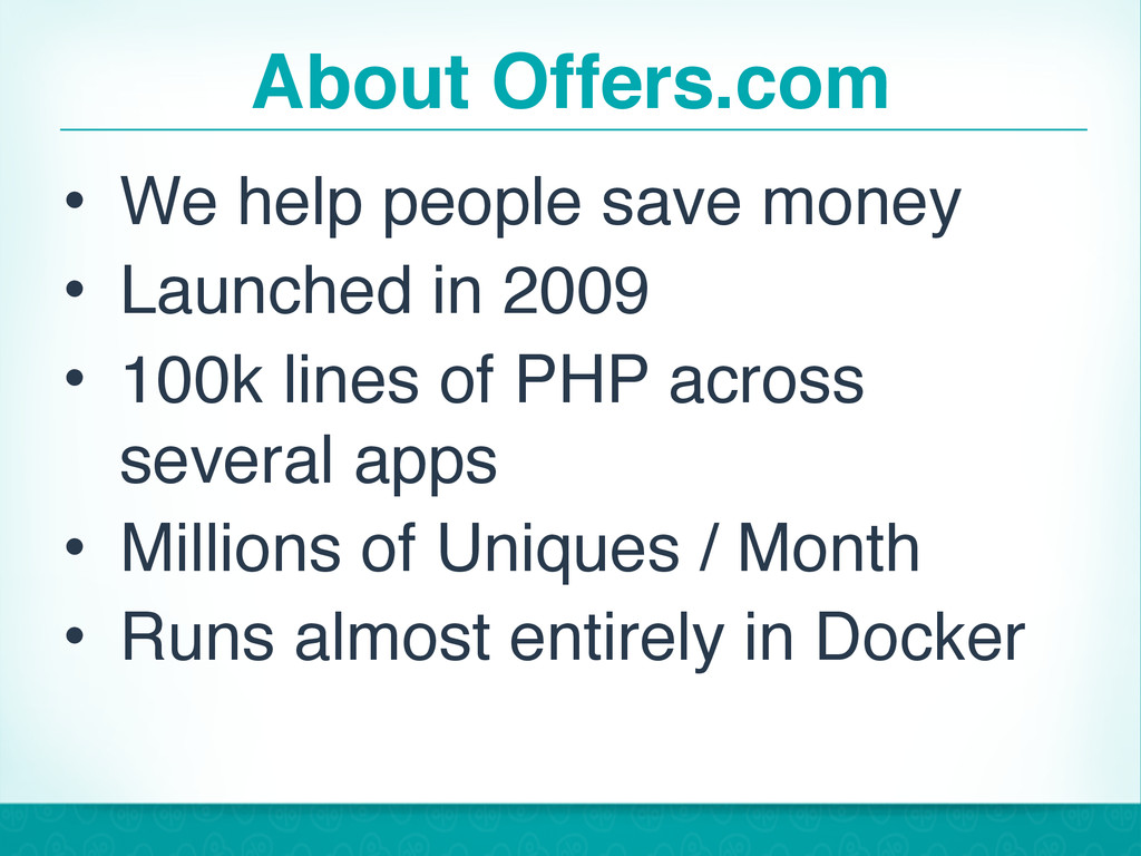 About Offers.com • We help people save money • ...