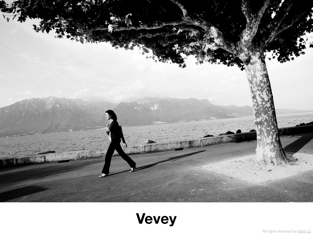 Vevey All rights reserved by Karin Cr
