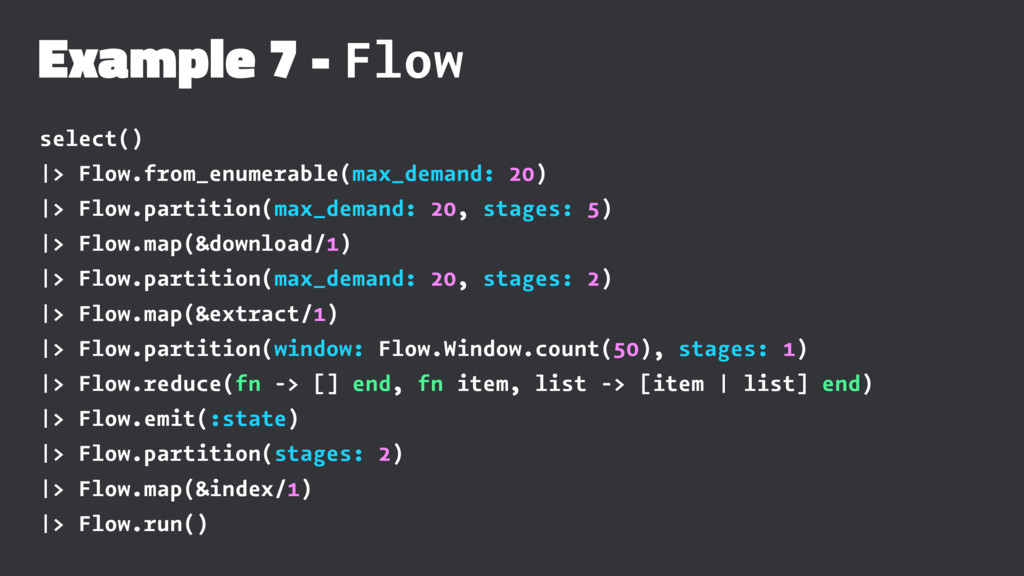 Example 7 - Flow select() |> Flow.from_enumerab...