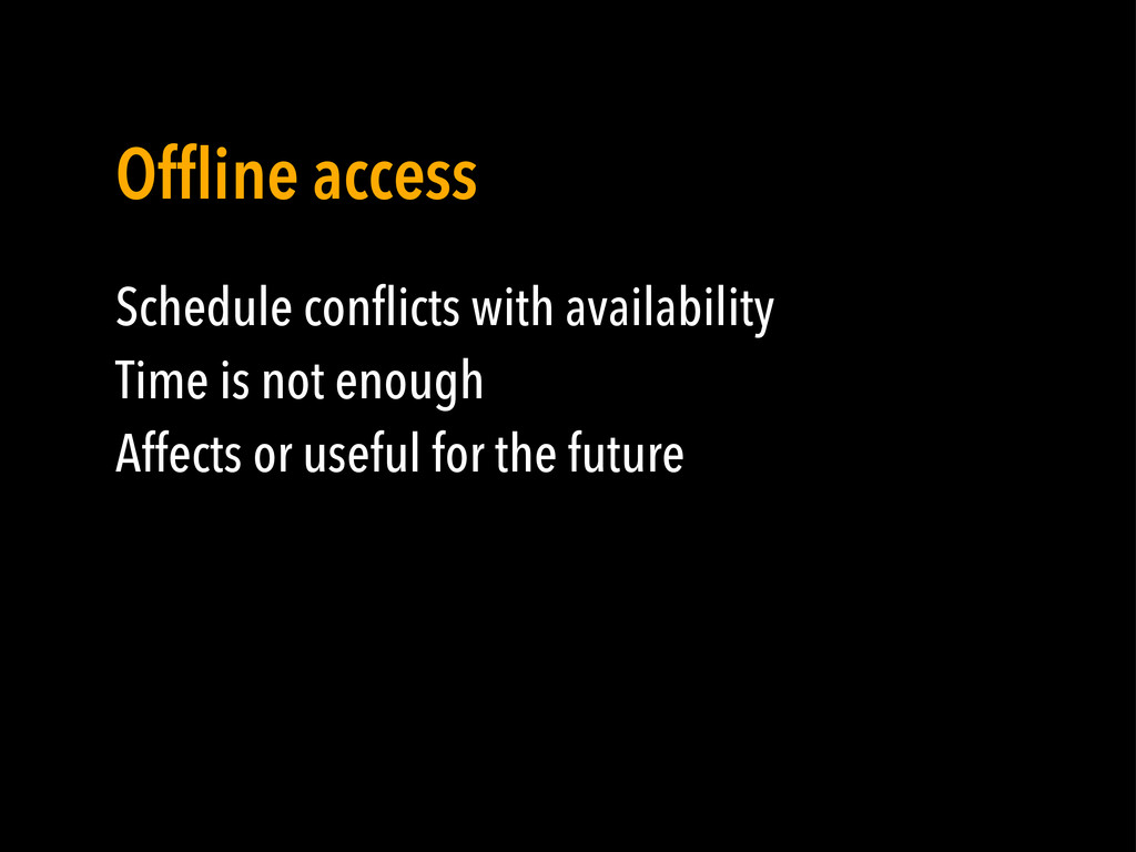 Schedule conflicts with availability Time is no...