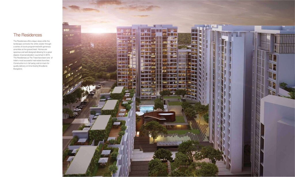 4 1 The Residences The Residences offerunique v...