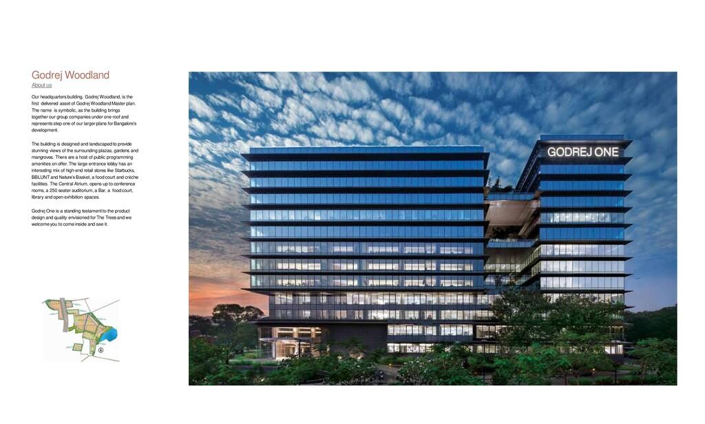 Godrej Woodland About us Our headquarters build...