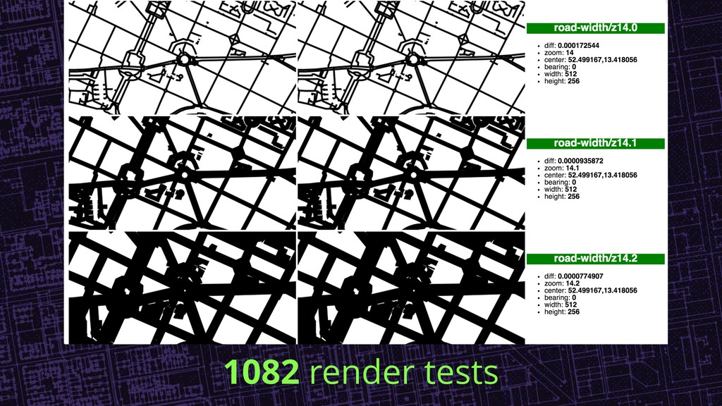 1082 render tests