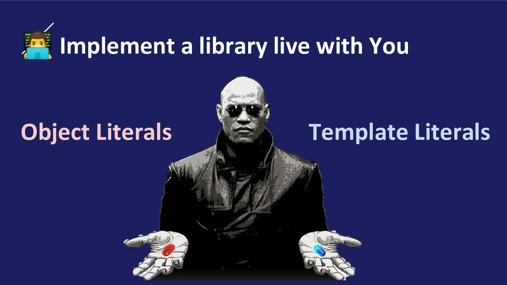 ‍ Implement a library live with You Object Lite...