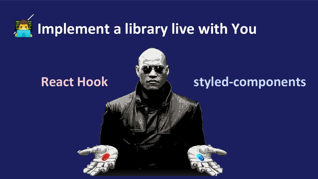 ‍ Implement a library live with You React Hook ...